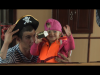 Детский праздник на пиратском корабле!-40