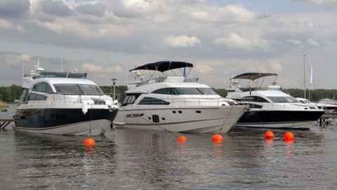 """С 5 по 7 июня в Тольятти пройдет выставка катеров и яхт """"VOLGA boat show"""""""